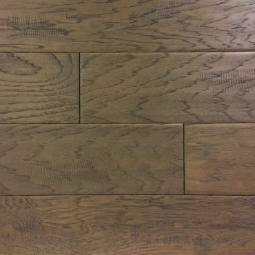 "engineered Engineered Hardwood Hickory Urban Grey 5"""