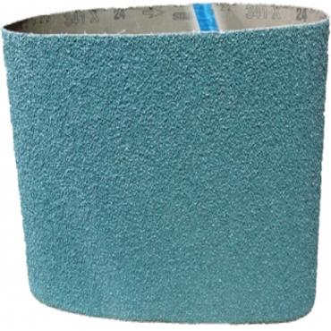 nails Zirconium Abrasive Belts Grit 100
