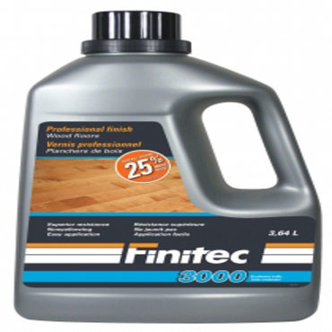 dye FINITEC 3000 FINISH SATIN 3.64 L