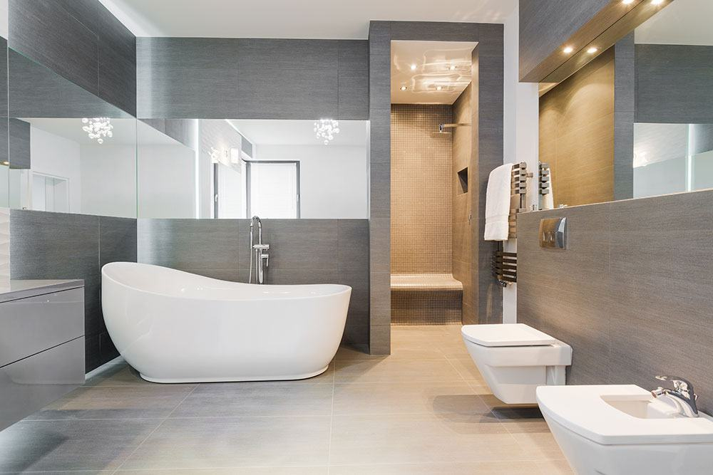 Bespoke Bathroom Renovations in Toronto, Missisauga, Brampton, Ottawa, Vancouver