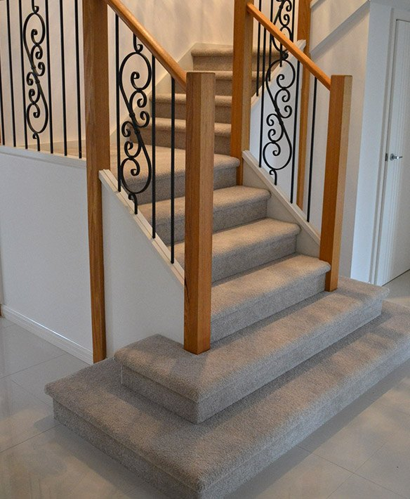 closed stair designs  GTA Toronto, Oakville, Ottawa