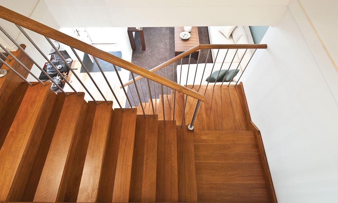 Modern Staircase Renovation in GTA Toronto, Oakville, Ottawa