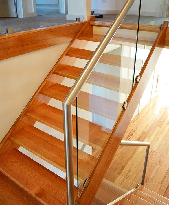 Open stair designs  GTA Toronto, Oakville, Ottawa