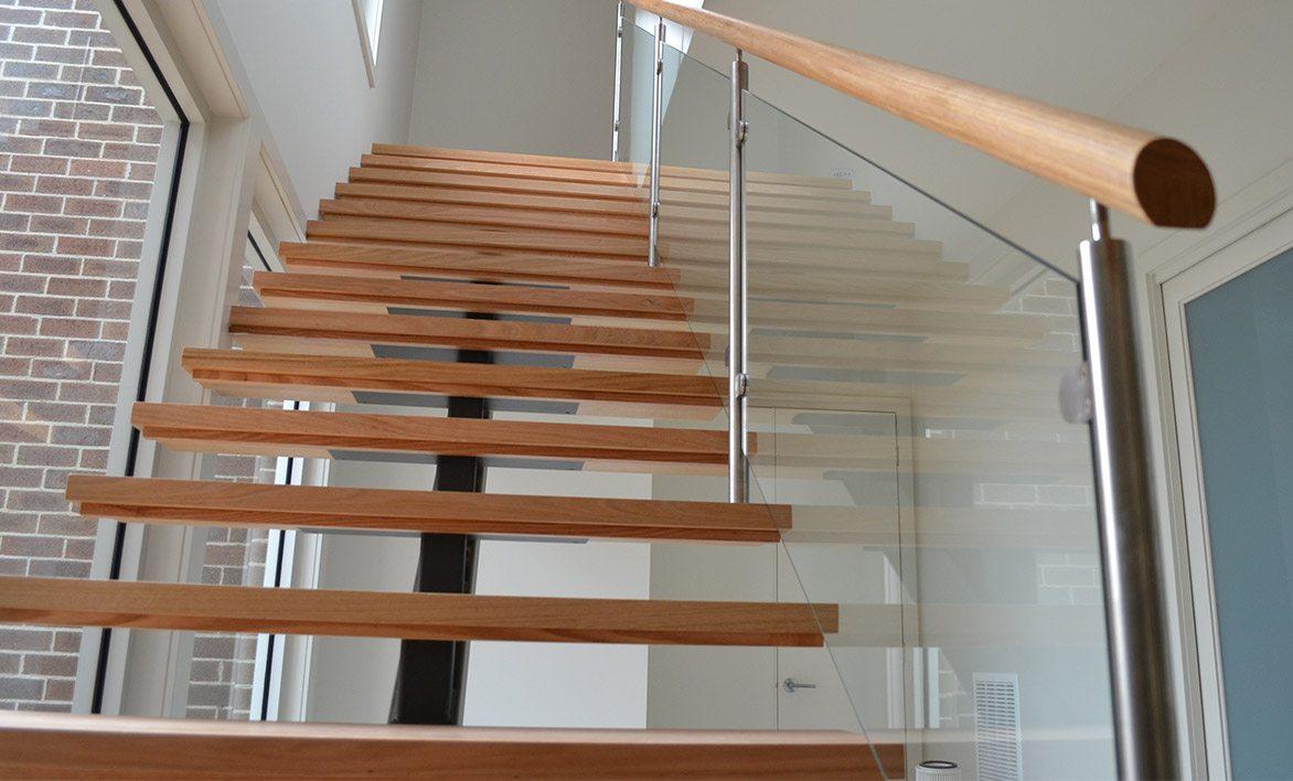 Open staircase design GTA Toronto, Oakville, Ottawa