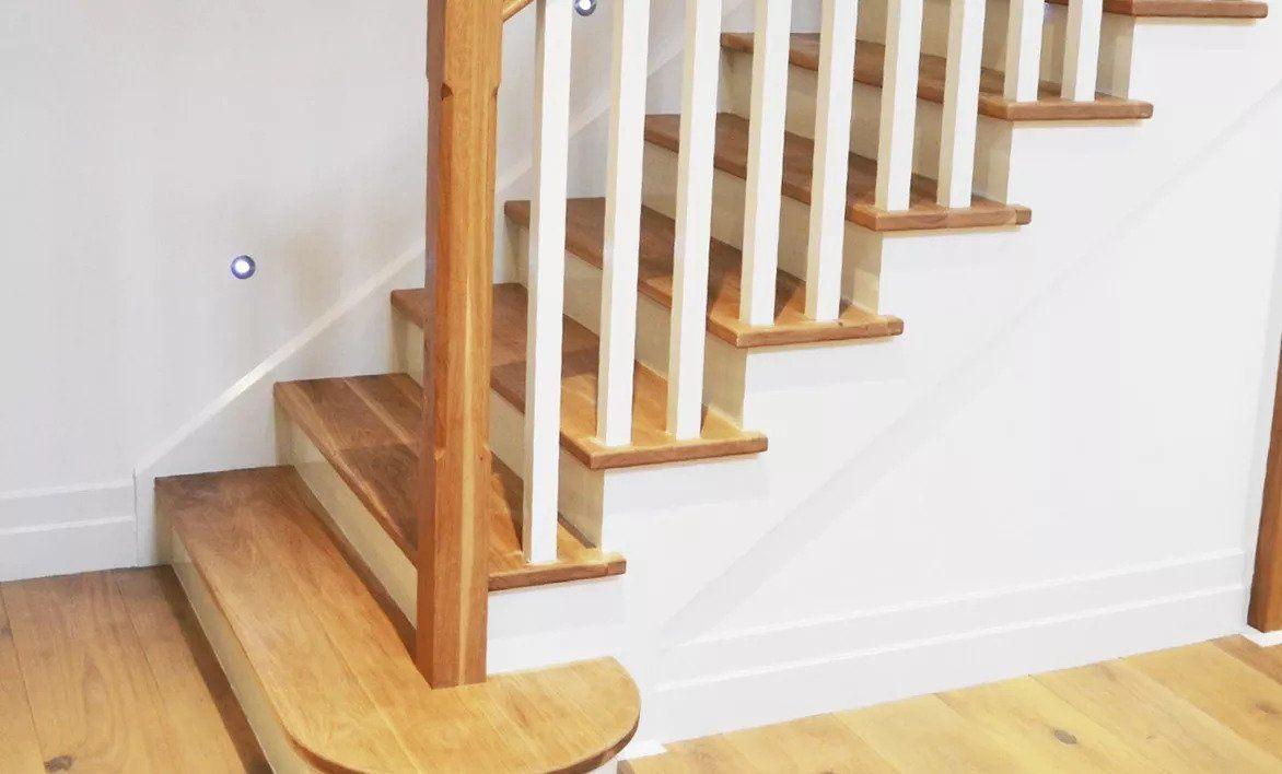 cut staircase design GTA Toronto, Oakville, Ottawa