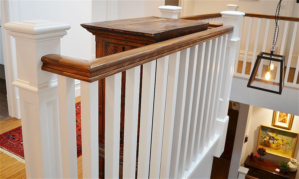classic stair design