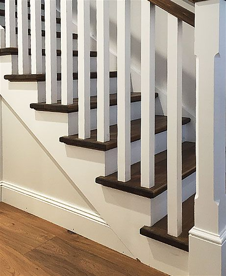 Wood Balustrades Staircase renovations in the GTA, Ottawa, Vancouver, oakville, newmarket